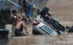 Philippines: Inondations et glissements de terrain font 85 morts