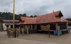 Inde: Une troisième femme au temple de Sarabimala malgré l'interdit