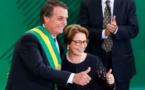 Brésil: un début de mandat au pas de charge pour Bolsonaro