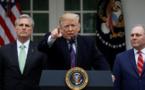 Une commission du Congrès va examiner l'enquête du FBI sur Trump