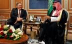 Le secrétaire d'Etat US et son homologue du Qatar