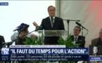 """Hollande appelle au """"respect"""" des institutions et à plus de """"considération"""" pour les citoyens"""