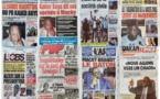 Les UNES de la presse