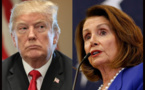"""Shutdown"" : Donald Trump prive de voyage son adversaire, Nancy Pelosi"