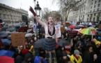 Les femmes manifestent contre Trump pour la troisième année consécutive