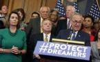 """Trump: Pas d'amnistie pour les """"Dreamers"""", mais prêt pour un accord global"""