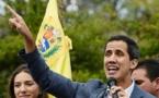 Juan Guaido appelle à de nouvelles manifs