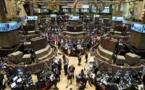 Wall Street termine en baisse, inquiétudes sur la Chine