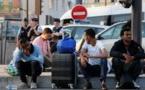 300 migrants évacués d'un campement à Paris