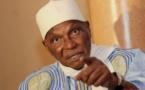 Déclaration du président Abdoulaye WADE