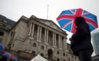 Net recul de la croissance britannique