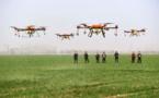 Comment les drones se sont installés dans la vie quotidienne des Chinois