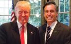Une coopération militaire renforcée, enjeu majeur de la visite de Bolsonaro à Washington