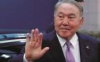 Démission surprise du président kazakh Nazarbaïev