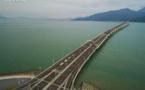 Les « standards chinois » du pont Hong Kong-Zhuhai-Macao commencent à se diffuser dans le monde