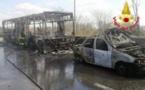 MILAN : Ousseynou Sy, chauffeur sénégalais, incendie un bus scolaire avec 51 collégiens à bord