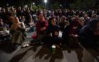 Nouvelle Zélande: Hommage aux morts de Christchurch (photo)