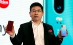 Huawei présente son nouveau smartphone à Paris malgré les soupçons