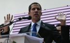 Venezuela : Guaido est démis de son poste de chef du Parlement
