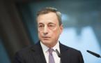 Le marché sous-évalue le risque d'un Brexit dur, selon Draghi