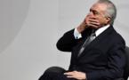 Brésil: L'ancien président Michel Temer inculpé pour corruption à la tête d'un système criminel