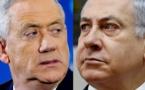 Législatives en Israël : Benjamin Netanyahu et son principal concurrent Benny Gantz au coude à coude, crient tous deux victoire