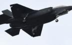 Un chasseur F35 de l'aviation japonaise disparu dans le Pacifique