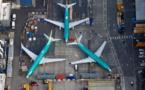 """La FAA juge """"adaptée"""" la mise à jour du logiciel du 737 MAX"""
