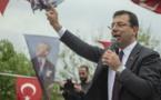 L'opposant turc Ekrem Imamoglu proclamé maire d'Istanbul