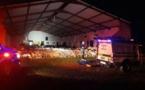 Treize morts en Afrique du Sud après l'effondrement d'un mur d'église
