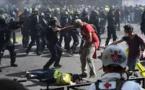 """""""Gilets jaunes"""" : 227 personnes interpellées à Paris, selon la préfecture de police"""