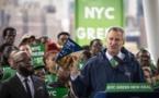 New York entérine une loi pionnière sur le climat