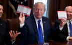 Le fisc US n'a pas remis les déclarations d'impôts de Trump au Congrès