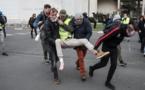 """Soupçons de fichage de """"gilets jaunes"""" dans les hôpitaux parisiens : """"Le Canard enchaîné"""" publie des extraits du document"""