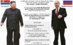 Kim Jong Un en Russie en quête de l'appui stratégique de Poutine