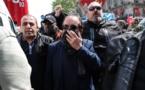 1er-Mai : Philippe Martinez contraint de quitter la manifestation parisienne en raison des violences