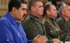 """Nicolas Maduro : """"le coup d'Etat a échoué"""""""