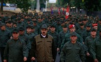 """Venezuela : après le soulèvement manqué, Maduro passe à l'offensive contre les """"putschistes"""""""