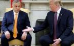 Trump rend hommage à la politique anti-immigration d'Orban