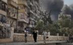 Syrie: Dix civils tués par une roquette sur un camp de réfugiés, selon l'Onu