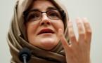 La fiancée de Jamal Khashoggi interpelle les Etats-Unis