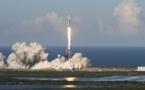 SpaceX met sur orbite ses premiers satellites pour Starlink