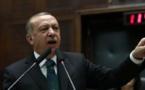 Erdogan absent du sommet de La Mecque