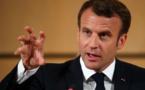 """Macron promet plus d'""""humanité"""" dans l'acte II"""