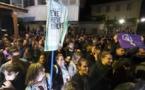 Les femmes en grève en Suisse pour réclamer l'égalité entre sexes