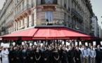Le Fouquet's reprend ses marques sur les Champs-Elysées