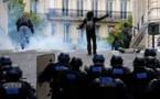 Tensions sur les Champs-Elysées après le défilé du 14-Juillet