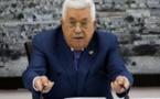 Abbas annonce la fin des accords avec Israël