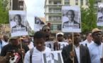 Enseignant guinéen tué à Rouen: 1.400 personnes à la marche blanche