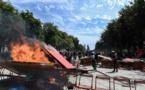Tensions à Nantes en marge de l'hommage à Steve Maïa Caniço